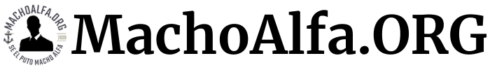 Logo Macho Alfa